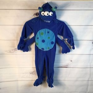 ❤️❤️KOALA KIDS MONSTER HALLOWEEN COSTUME ~ 18 MNTH